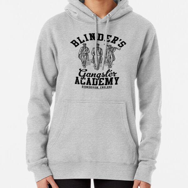 Peaky Blinders Gangster Academy Birmingham Angleterre Sweat à capuche épais