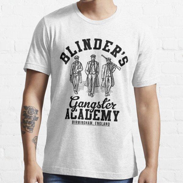 Peaky Blinders Gangster Academy Birmingham Inglaterra Camiseta esencial