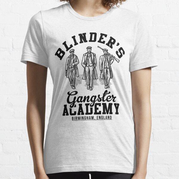 Peaky Blinders Gangster Academy Birmingham England Essential T-Shirt
