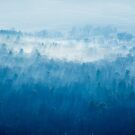 Blue Morning Mist by EthanQuin