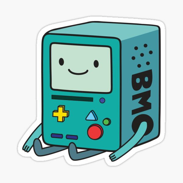 BMO Sticker