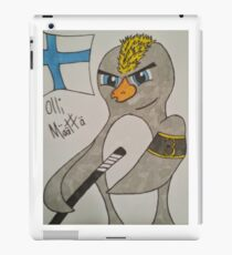 Penguin Maatta iPad Case/Skin