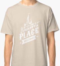 Magic Kingdom - Walt's Happy Place Classic T-Shirt