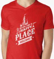 Magic Kingdom - Walt's Happy Place T-Shirt