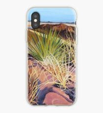 "(125) ""The Yucca Above Ft. Davis, Texas.""   iPhone Case"