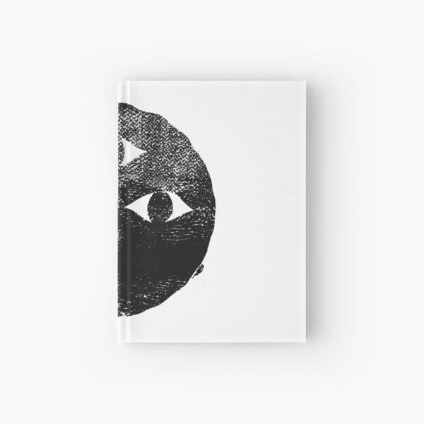 Nebulous demon Hardcover Journal