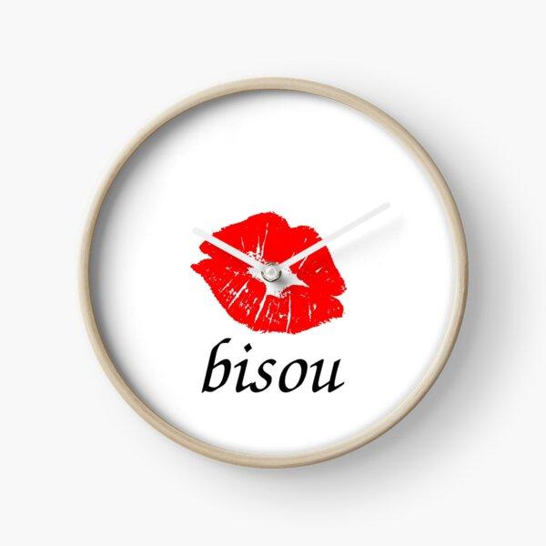 Bisou Horloge