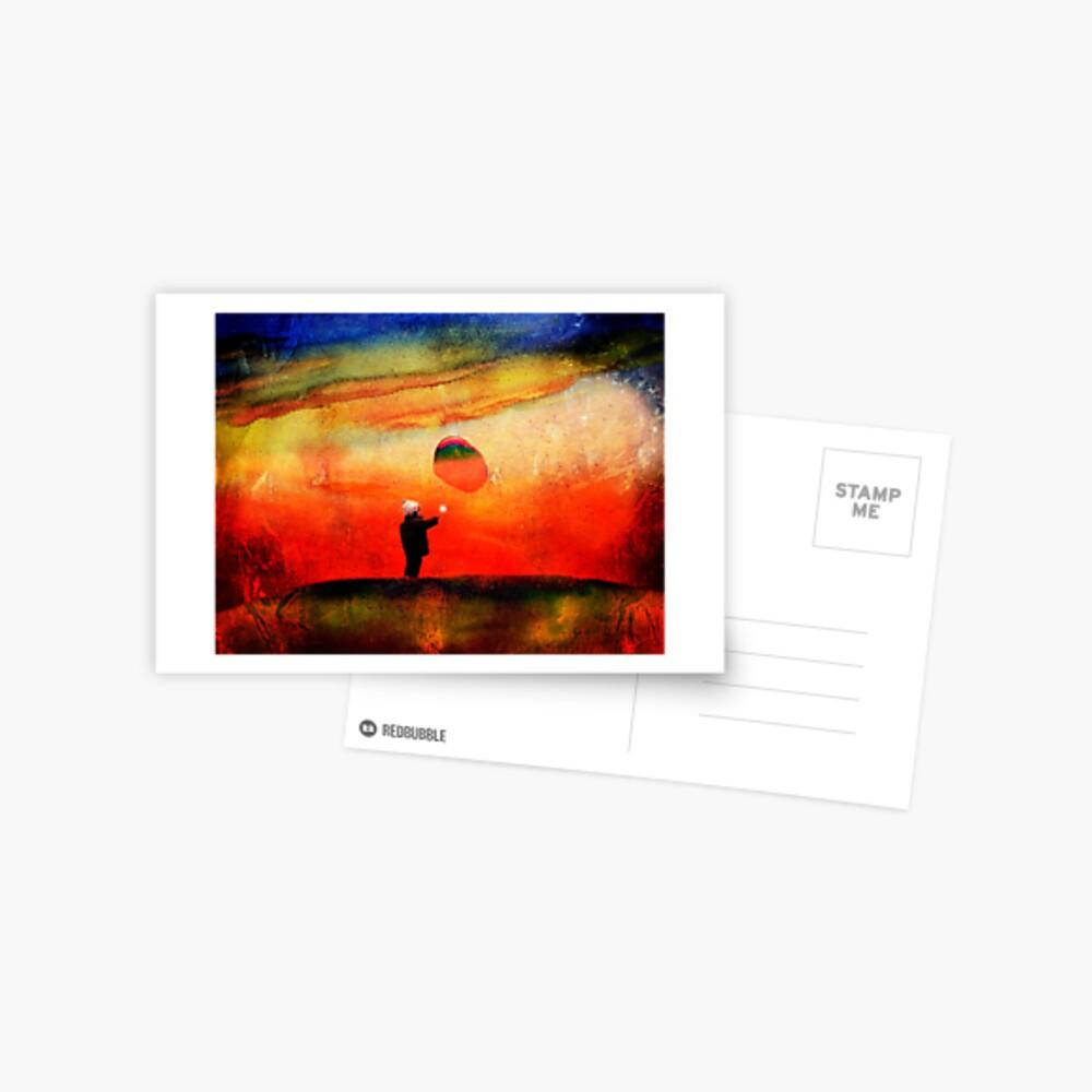 redbubble boy Postcard