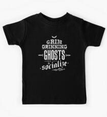 Haunted Mansion - Grim Grinning Ghosts Kids Tee
