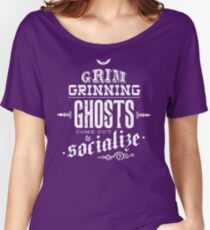 Haunted Mansion - Grim Grinning Ghosts Women's Relaxed Fit T-Shirt