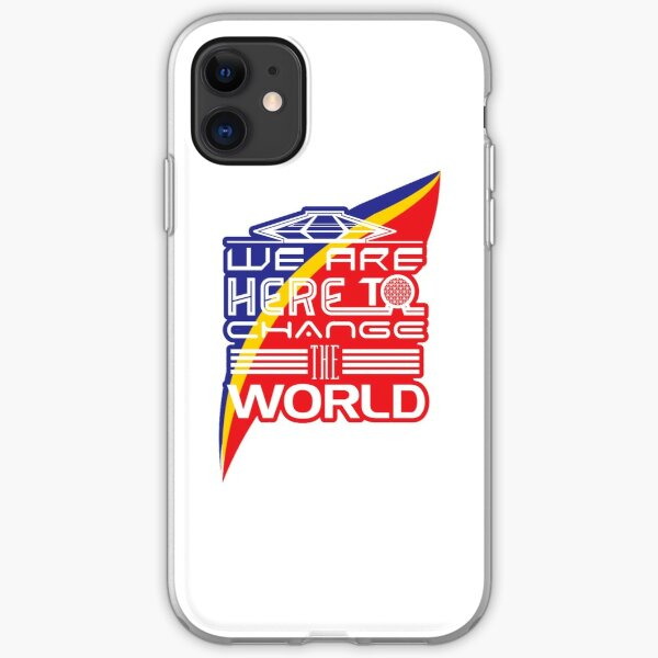 Captain EO - Change the World iPhone Soft Case