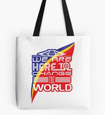 Captain EO - Change the World Tote Bag