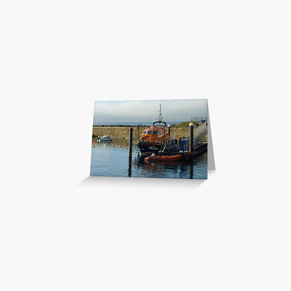 Port William, Galloway, Scotland Greeting Card