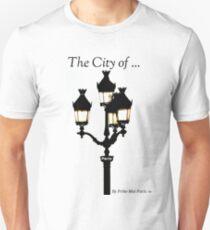 Ville Lumière T-shirt slim fit