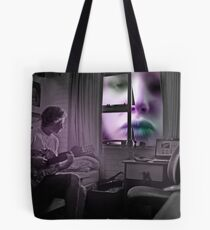 Music Takes You Places Tote Bag