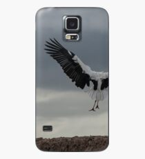 Spread your wings and land  Case/Skin for Samsung Galaxy