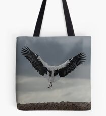 Spread your wings and land  Tote Bag