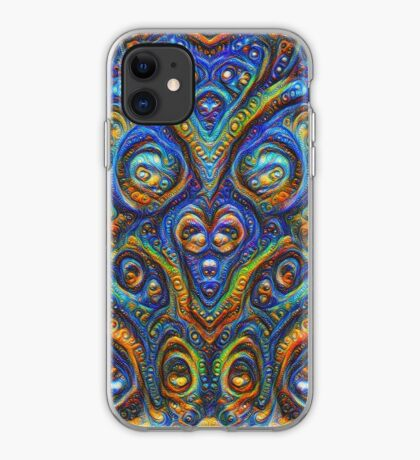 Summer night #DeepDream B iPhone Case