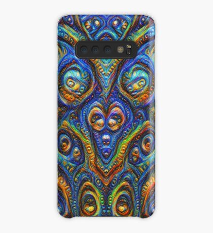 Summer night #DeepDream B Case/Skin for Samsung Galaxy
