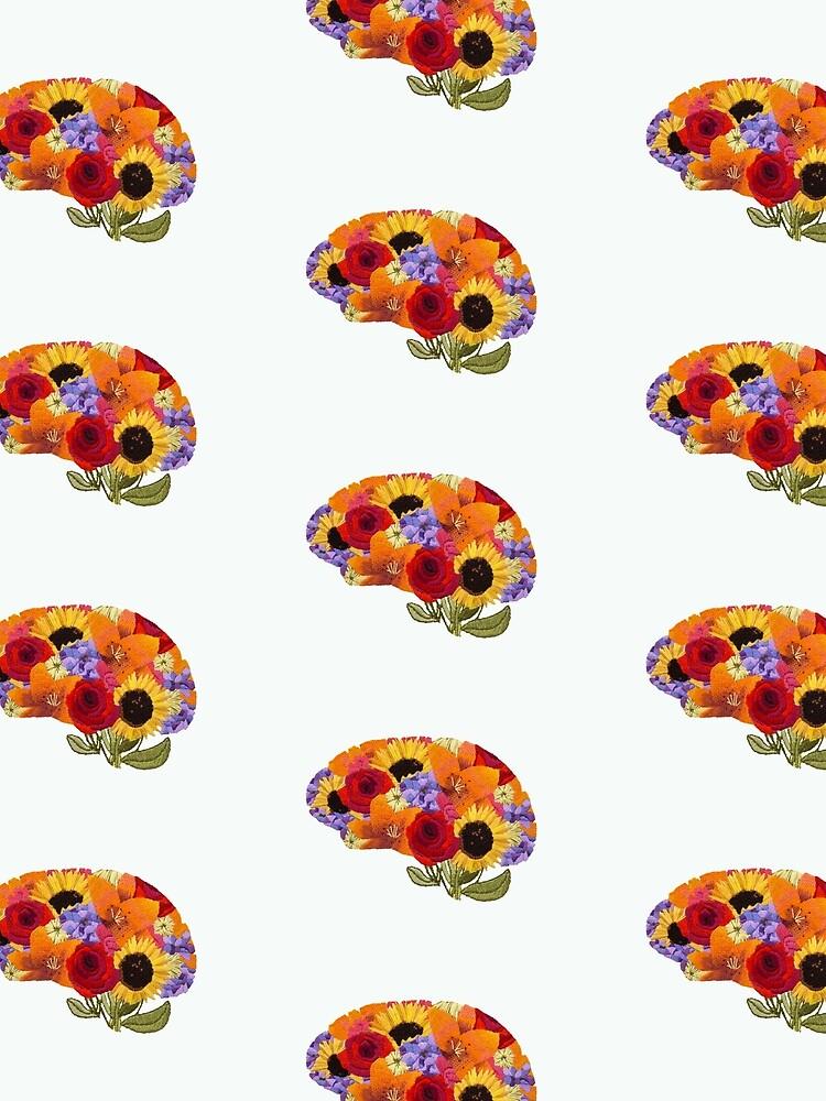Think Spring Brain  by Laurabund