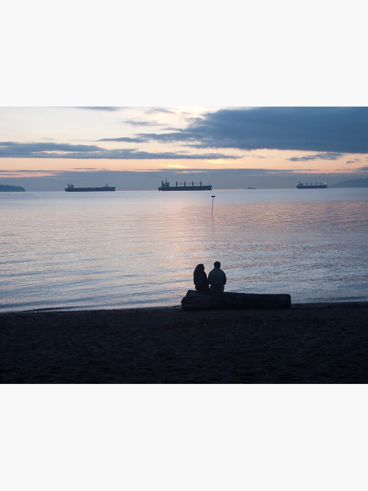 A quiet moment, Vancouver, Canada, 2007 by chrisculy