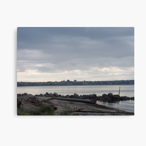 Vancouver grays, Canada, 2007 Canvas Print