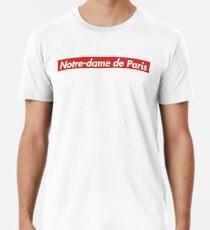 Copie de Notre-dame de Paris Premium T-Shirt