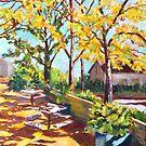 Summer in Edwards Garden, Toronto by bettymmwong