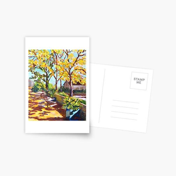 Summer in Edwards Garden, Toronto Postcard