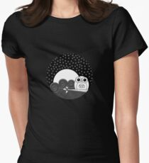 Whoot Owl - Circle Design T-Shirt