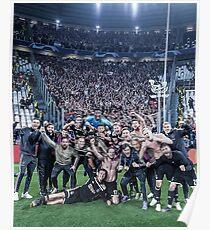 Ajax Football Team 2019 Poster