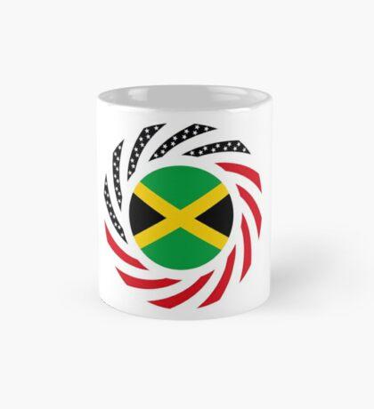 Jamaican American Multinational Patriot Flag Series Mug
