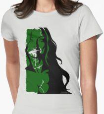 Zombi Noir shirt Womens Fitted T-Shirt