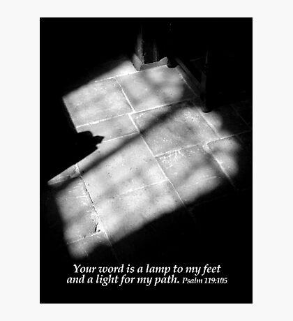 The Light Photographic Print
