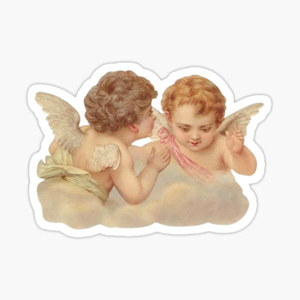 cherubs Sticker