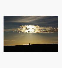 Tory skies Photographic Print