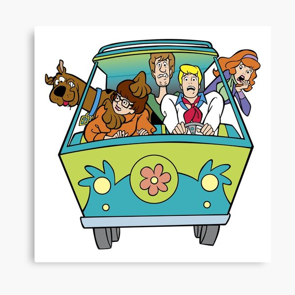 SCOOBY DOO THE MOVIE PROM0TIONAL CARD SD-1