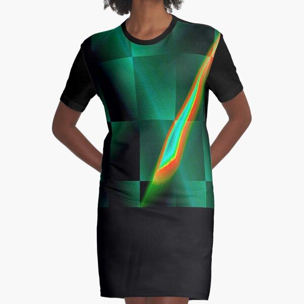 fuxart fractal two T-Shirt Kleid