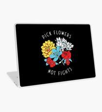 Flowers Laptop Skin