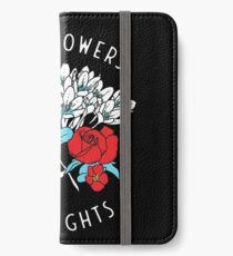 Flower Shirt iPhone Wallet/Case/Skin