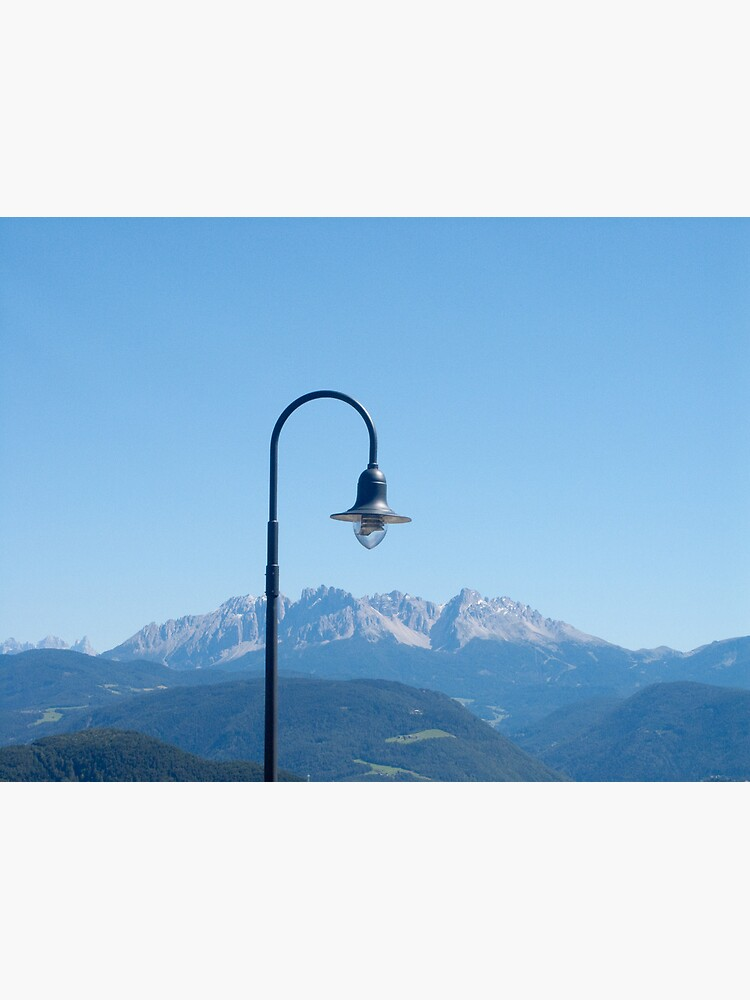 Mountain light,  Bolzano-Bozen, Italy, 2008 by chrisculy