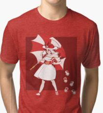 Camerata Cell Girl Tri-blend T-Shirt