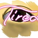 Eye Am Tired in Pink by Sada-tainment