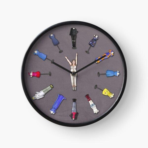 Eleven O'Clock Clock