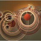Circles And Rings by Deborah  Benoit