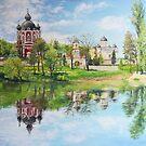 Monastery Kurki (Curchi) by Anthropolog