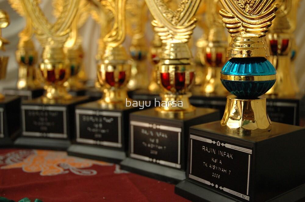trophy by bayu harsa