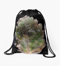 Autumn Drawstring Bag