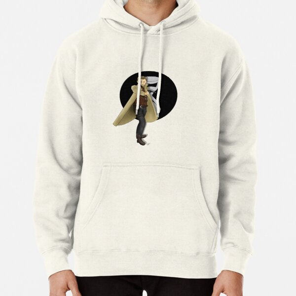 Time Master Pullover Hoodie