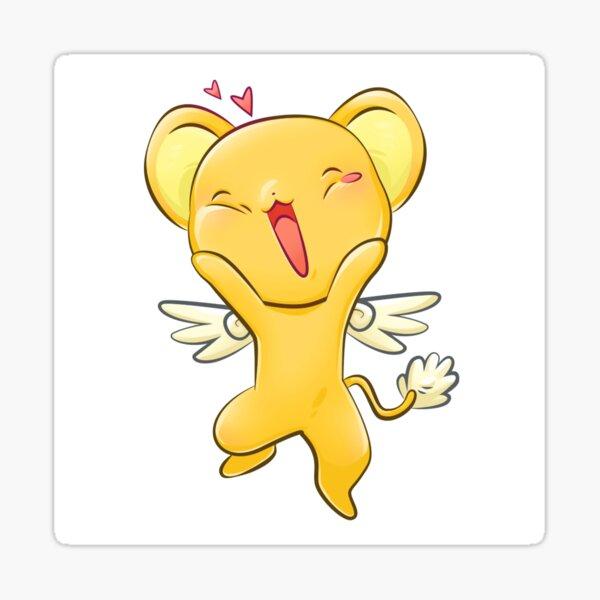 Happy Kero-chan Sticker